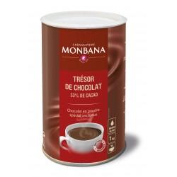 Trésor de chocolat Monbana 1kg