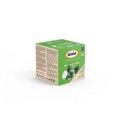 "Capsules ""BIO 100%"" Compostables et compatibles ""Nespresso"" (x10)"