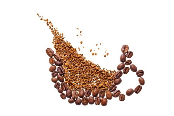 Cafés grain et moulu